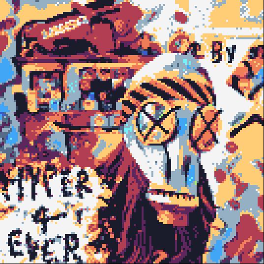 Hyper 4ever pixel version